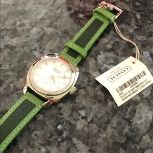 Coach Watch! Brand new with tags
